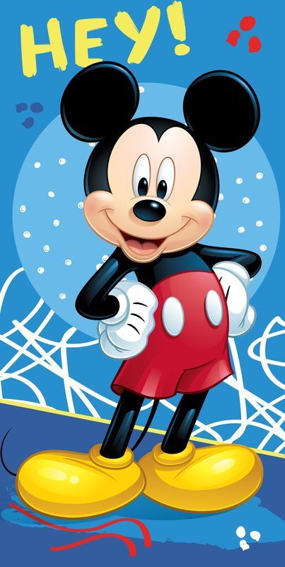 "Mickey ""043"" osuška"