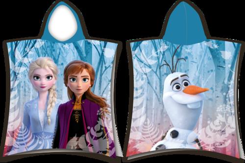 Frozen 2 pončo
