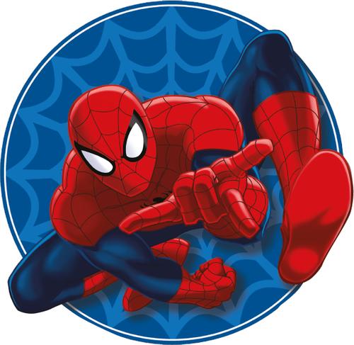 """Spider-man """"01"""" tvarovaný polštářek"""
