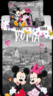 Mickey a Minnie v Římě