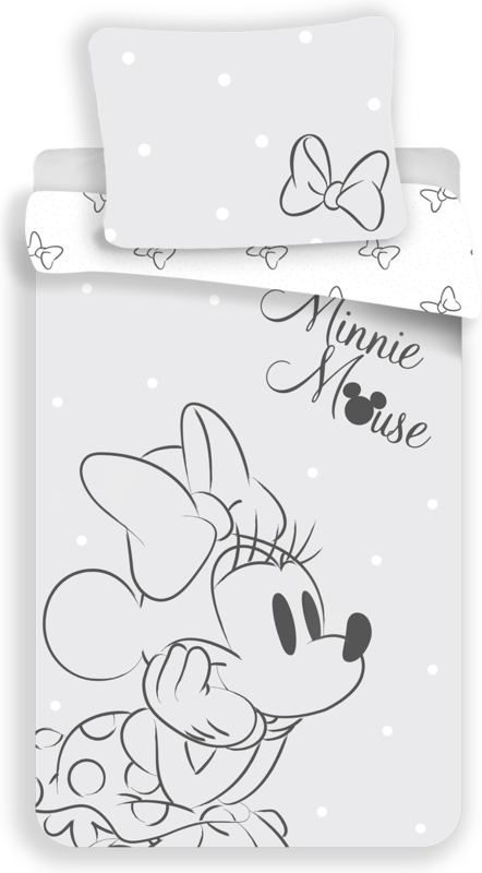 "Minnie ""Bows Grey"""