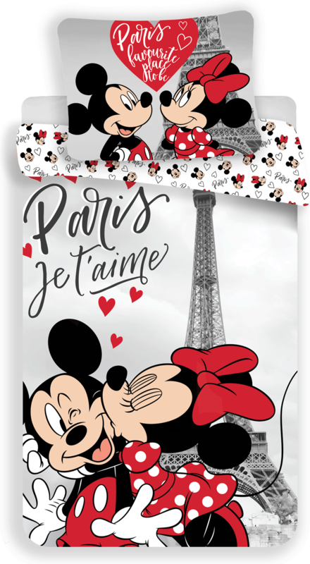 "Mickey a Minnie v Paříži ""Eiffel Tower"""
